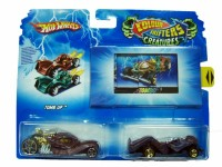 CART 2 AUTO HOTWHEELS CAMBIA COLORE