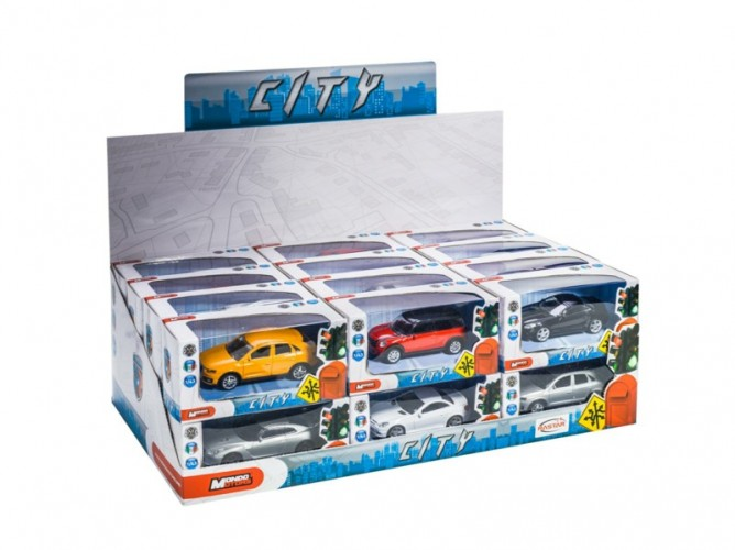 AUTO 143 ASS CITY COLLECTION