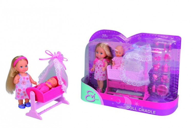 BAMBOLA EVI CACC DOLL CRADLE